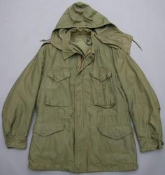 green army fatigue jacket from the 60s loved all the pockets.