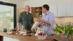 Velikonoční tvarohový věnec — Kluci v akci — Česká televize