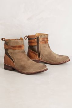 Bo Wrapped Booties - anthropologie.com