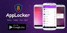 The lightest App Lock on Google Play Store which isn't consume RAM, battery and other system resources like others. Please install and give reviews.