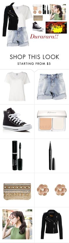 """Durarara!!"" by charbear231 ❤ liked on Polyvore featuring Visvim, Dsquared2, Converse, Christian Dior, Marc Jacobs, Skemo, New Look, GABALNARA and Superdry"