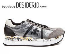 premiata argento nero eleganti sneaker donna 2017 premiata