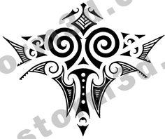 Maori Tattoo Designs   Maori tattoo design back by MaoriTattoo