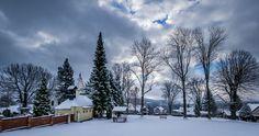 Winter in Zásada by Robert Rieger on 500px