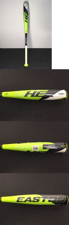 Baseball-Youth 73897: Easton Hex Yb57 28 17 Baseball Bat Aircraft Alloy 2 1 4 -11 Green Black White -> BUY IT NOW ONLY: $31.95 on eBay!
