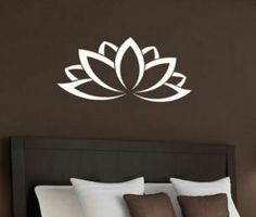 Lotus flower. Simple and gracious