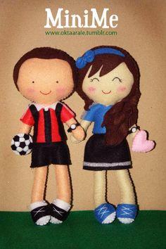 MiniMe Couple Milan