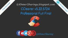 CCleaner v5.22.5724 Professional Full For Windows   CCleaner is the number-one tool for cleaning your PC. It protects your privacy and makes your computer faster and more secure!  Features of Professional version  Faster Computer  Privacy Protection  Real-time Monitoring  Scheduled Cleaning  Automatic Updates  Premium Support  System Requirements  Windows 10 8.1 8 7 Vista and XP. Including both 32-bit and 64-bit versions.  Release notes CCleaner v5.22.5724 (13 Sep 2016)  - Improved Windows…