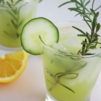 From our blog: FMD Rosemary-Infused Cucumber Lemonade is so cooling, calming and refreshing -- naturally sweet goodness for anytime, any phase.