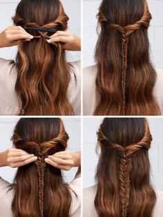 Pin On Must Try Braided Hairstyles