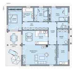 Bungalov – Centrum vzorových domů