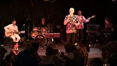 The Glenn Robertson Jazz Band LIVE at Kaleidoscope Cafe - Teach me Tonight The Glenn, Jazz Band, Musicians, Trust, African, Live, Concert, Places, Concerts