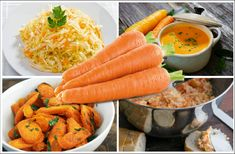 Mrkva je nielen veľmi zdravá potravina, ale čo je najdôležitejšie, je vynikajúcim pomocníkom pri chudnutí. Kili, Cottage Cheese, Carrots, Vegetables, Carrot, Vegetable Recipes, Veggies