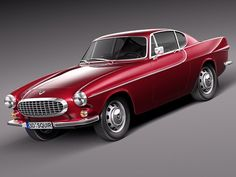 Volvo P1800 1961 to 1973