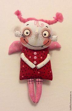 Купить Маленькие ангелочки. - разноцветный, ангел, авторский ангел, авторская кукла, ангелочек