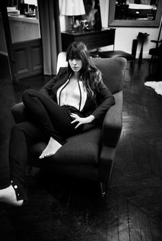 Picture of Charlotte Gainsbourg
