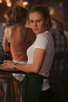 You gotta love Sookie Stackhouse in books and on screen.