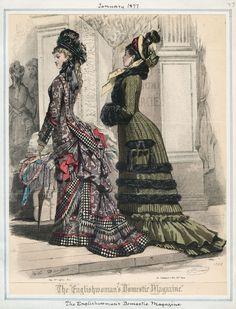 Jan, 1877, Englishwoman's Domestic Magazine