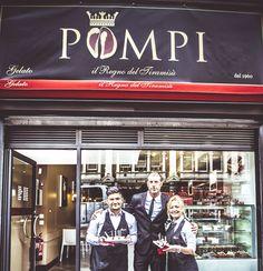#Pompi #Soho #Uk proud to be #made in #Italy
