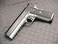 Benchmark Precision Custom Springfield #Operator 1911