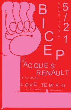 New Good Room poster - Braulio Amado