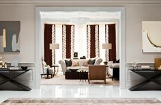Grand Room designed by Elizabeth Metcalfe Interiors & Design Inc  Great Room  Transitional by Elizabeth Metcalfe Interiors & Design Inc