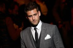 OMG, Yes!!! Is Up and Coming Actor Oliver Jackson-Cohen the Perfect 'Christian Grey' for the '50 Shades' Movie Role?