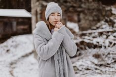 outfit: the wonderful coat. Winter Hats, Coat, Outfits, Fashion, Moda, Fashion Styles, Clothes, Fashion Illustrations, Fashion Models