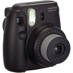 Cámara Instantánea Fujifilm Instax Mini 8-Negro