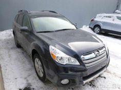 2013 Subaru Outback, 13,430 miles, $27,988.