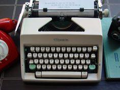 Typewriter , Olympia SM-9 | Charlie Foxtrot