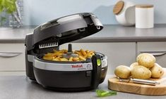 Groupon - Tefal ActiFry AL806240 in Black for £98.99 With Free Delivery (51% Off). Groupon deal price: £98.99