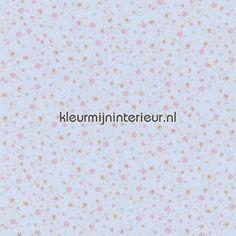 Happy little flowers 8643-38 | behang Be Happy van AS Creation | kleurmijninterieur.nl