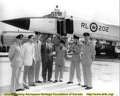 NOID095 Avro Arrow RL-202 | Bruno ...More than 2 Million Photo views. | Flickr Avro Arrow, All About Canada, Aviation Art, Impala, Military Aircraft, Arrows, Airplanes, Air Force, Wings
