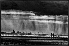 On The Beach - Susanne Stoop - 1x - Affiche sous cadre standard