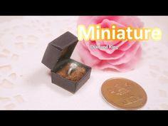 Miniature Diamond Ring & Display Box Tutorial