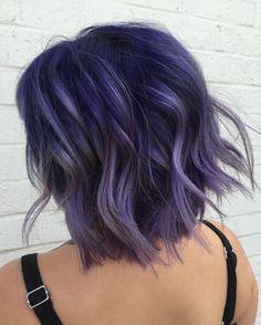 1,524 отметок «Нравится», 36 комментариев — Hair Enthusiast -Tustin,Ca✂️ (@chloe_theyoungamerican) в Instagram: «⚓️In love with this babes ️Purple hues 💜⚓️ #btconeshot_colormelt17 #btconeshot_vibrant17…»