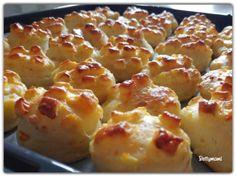 Krumplis pogácsa | Betty hobbi konyhája Hungarian Recipes, How To Make Bread, Winter Food, Healthy Drinks, Macaroni And Cheese, Bakery, Dessert Recipes, Food And Drink, Diet