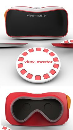 "View-Master Renewed: Google and Mattel have put a new virtual spin on the legendary View-Master stereo image viewer. Instead of cardboard wheels with stereo images, Google's Cardboard technology, with a little help from an Android (of course!) smartphone and app, will allow users of Mattel's new View-Master to experience 360-degree ""photospheres"" of famous places. The $30 unit, available this fall, was unveiled at the Toy Industry Association's 2015 Toy Fair in New York. #TFNY"