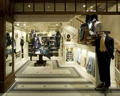 Rugby Ralph Lauren, Tokyo, is the first international store for the brand and is positioned adjacent to the Ralph Lauren Tokyo flagship store on Omotesando i...