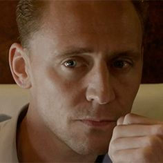 Tom Hiddleston as Jonathan Pine in The Night Manager https://www.youtube.com/watch?v=G57ziAvaPcQ