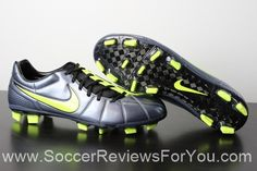 ... II Synthetic Video Review. Nike Total90 Laser Elite Firm Ground Review