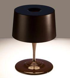 chocolate #brown #lamp