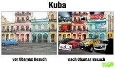 Que buena Vista #Cuba! #Kuba #obama by extra3