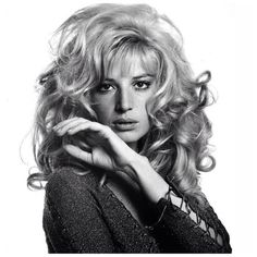 """2,941 Likes, 56 Comments - Vogue Magazine (@vintage_vogue) on Instagram: """"Italian actress Monica Vitti, best known for her roles in films directed by Michelangelo Antonioni…"""""""