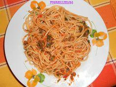 Le Delizie di Fiorellina84: Spaghetti al prezzemolo ^_*
