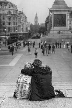 #London #couple #photography