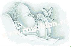 Cod produs: - Vis de bebelus (model pe panza Zweigart) Culori: 8 Dimensiune: 16 x 23 cm X 23, Art, Embroidery, Art Background, Kunst, Performing Arts, Art Education Resources, Artworks
