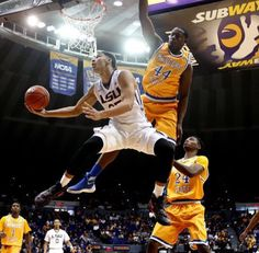 Ben Simmons first game at LSU