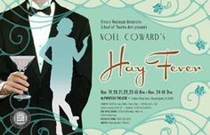 Come see Hay Fever